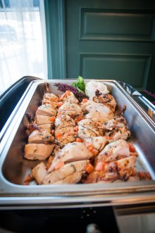 Chicken Provencal by Carriage House Caterers