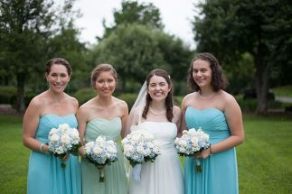 Ryan & Annie 2014 Wedding at Tarrywile Mansion