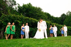 Wedding at Tarrywile MansionNathan & Jayme Wedding