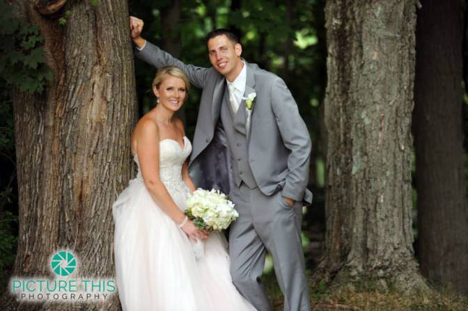 Alicia & Brian Wedding 2015