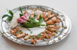 Indian Tandoori Chicken Skewers