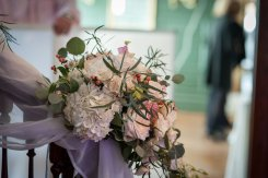 Floral Arrangements provided by Diane Gaudett Custom Floral Designs