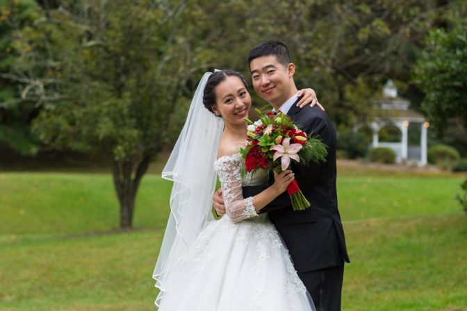 Xiowen & & Bin Wedding 2016