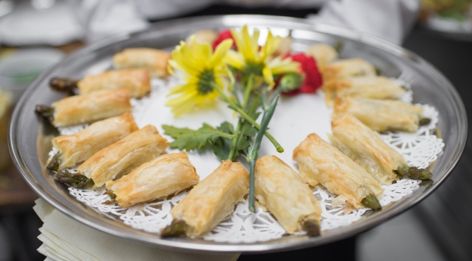 Savory Hors d'Oeuvres and Appetizers